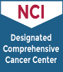 NCI-designated Comprehensive Cancer Center Badge